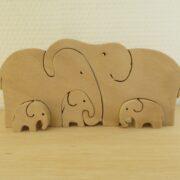 familie olifant 3